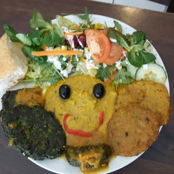 Auf veganer Entdeckungstour