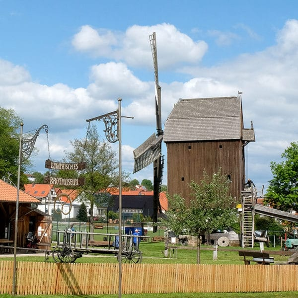 Das Brotmuseum in Ebergötzen