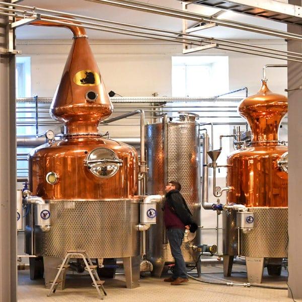 Vom Feld ins Glas: Hardenberg Distillery