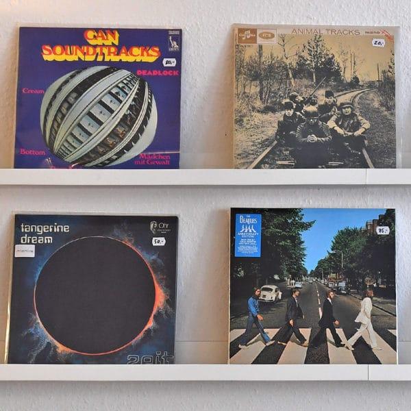 Vinyl-Läden: Gute Musik wird nie schlecht