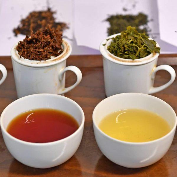 """Eine Tüte """"Ewiges Leben"""": Tee-Geschäfte in Göttingen"""