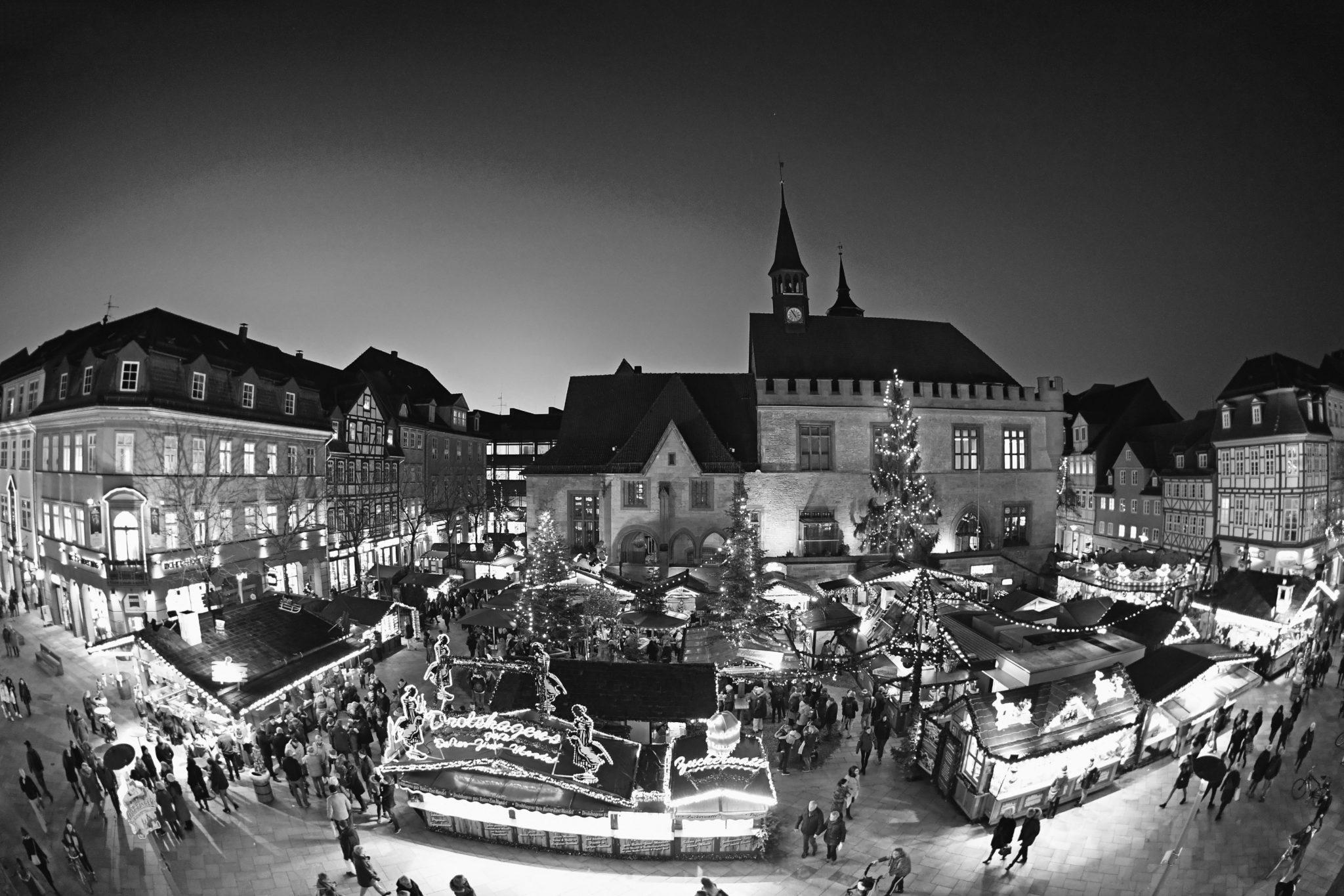 Weihnachtsmarkt 2020 in Göttingen fällt aus
