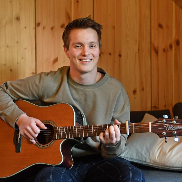 """Dein Song"": Göttinger Lars Schmidt stand im Kika-Finale"