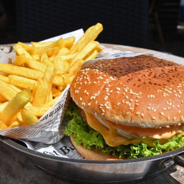 Hier gibt's die leckersten Burger